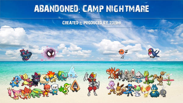 Full Cast of Abandoned!!! by 2319mi