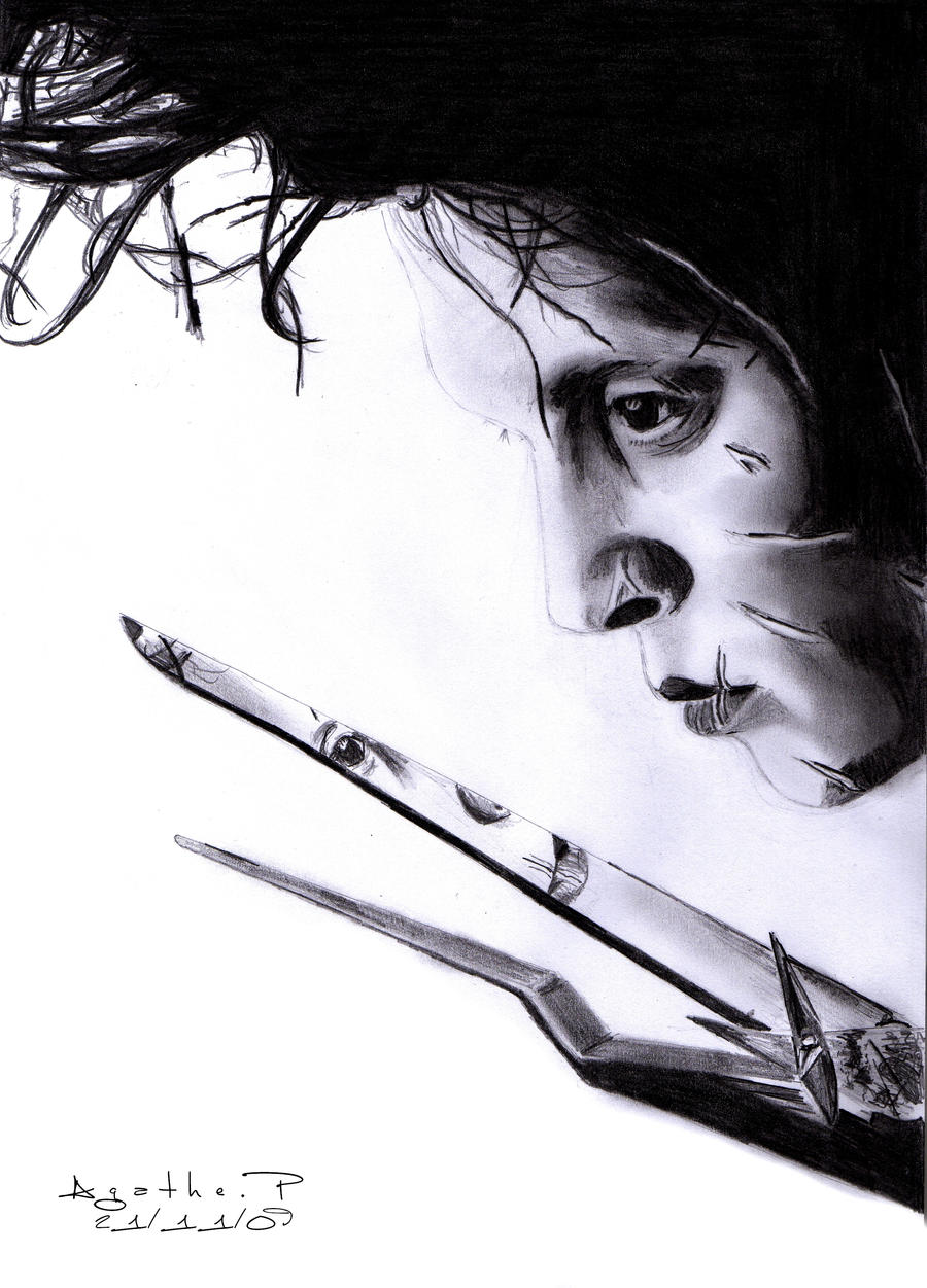 essay on edward scissorhands Edward scissorhands (1990) on imdb: plot summary, synopsis, and more.