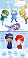 Snow Angels-Kiseki no sedai