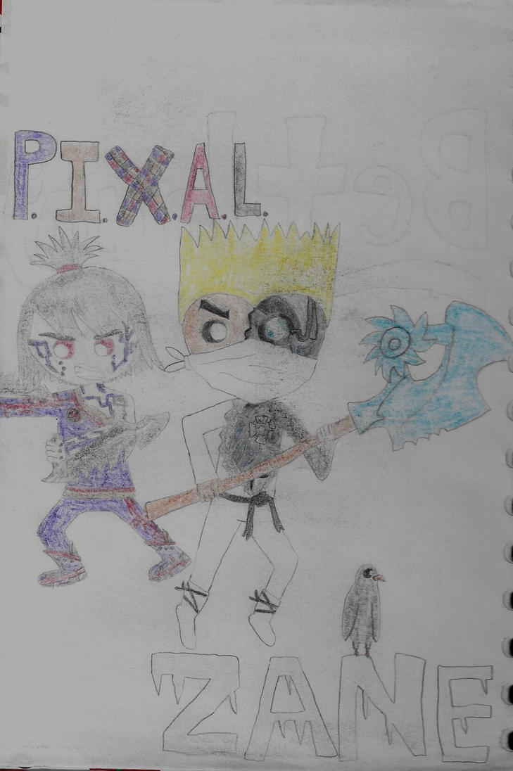 Home images zane and pixal by thedoctorzassistant zane and pixal by