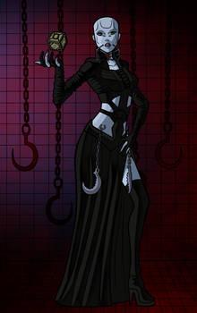 Special Halloween 4 Female Cenobite