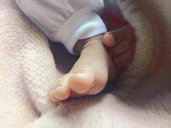 cutie little foot