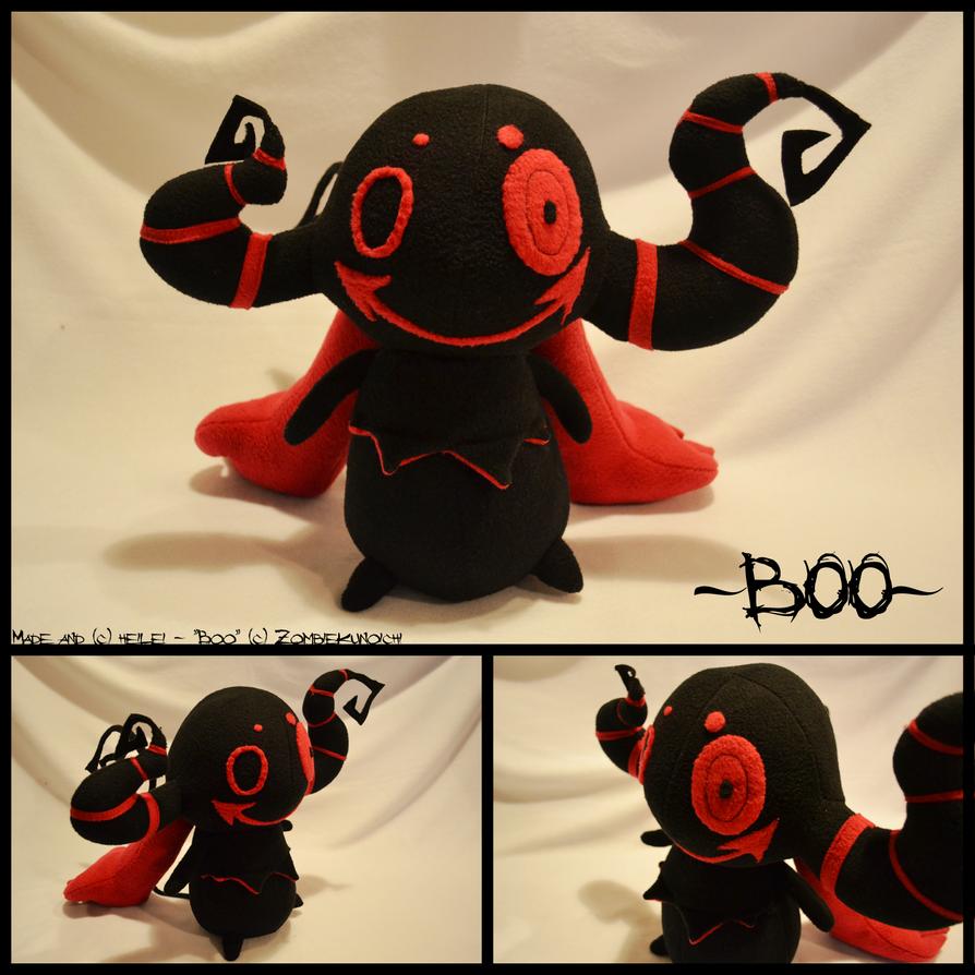 """FP: Zombiekunoichi """"Boo"""" by heilei"""