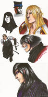 Blank Space: Copic Dump by heilei