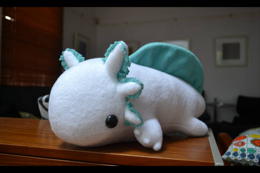 COMM: DoubtfullyVicious Axolotl