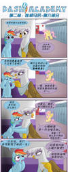 Dash Academy Chapter2 part6 (Chinese) by DoctorBasil
