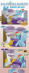 Dash Academy Chapter2 part7 (Chinese) by DoctorBasil