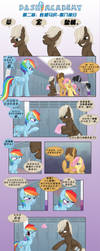 Dash Academy Chapter2 part8 (Chinese) by DoctorBasil