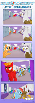 Dash Academy Chapter3 part6 (Chinese) by DoctorBasil