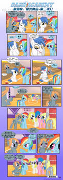 Dash Academy Chapter4 part3 (Chinese) by DoctorBasil