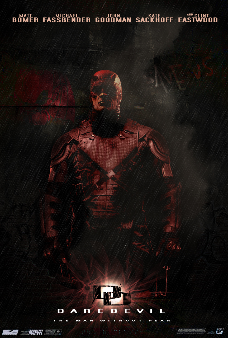Daredevil reboot - Fan Poster by Imperium-Hero