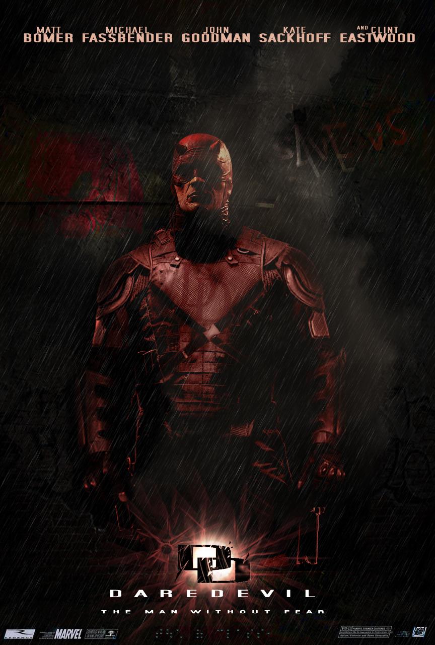 Daredevil reboot - Fan Poster by Imperium-Hero