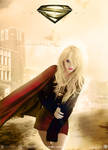 Supergirl movie - new Poster