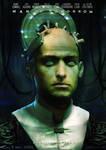 Man of Tomorrow (Man of Steel 2) - Brainiac Poster