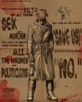 Rorschach CCXP 2020 Exclusive Poster