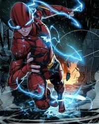 Zack Snyder's The Flash