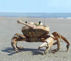 TankCrab by WaltervanSanten