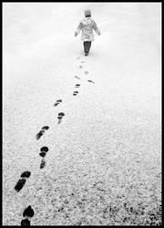 Footprints by prettyfreakjesper