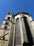 The Church by Wilhelmine