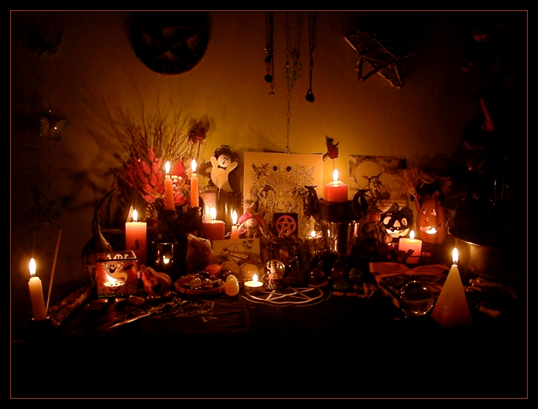 submit a photo of your samhain or ancestors altar pnc minnesota bureau. Black Bedroom Furniture Sets. Home Design Ideas