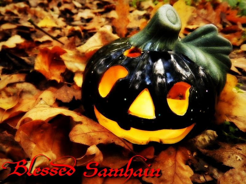 Blessed Samhain 2014 by Wilhelmine