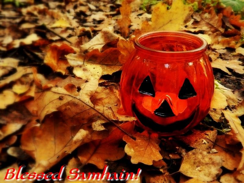Blessed Samhain 2014 - 3 by Wilhelmine