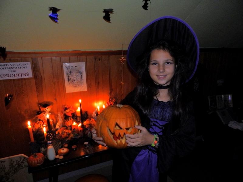 Samhain Witch 2 by Wilhelmine