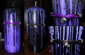 Ritual Candles - Samhain Nights Magic