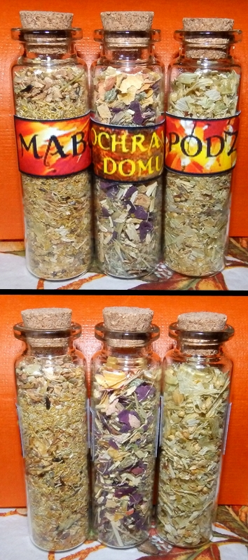Mabon Incense - Mabon, Home Protection, Autumn by Wilhelmine