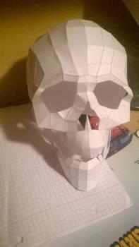 Papercraft - Skull
