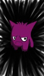 Grumpy Gengar