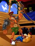 Gladiator Tiny VS Crash