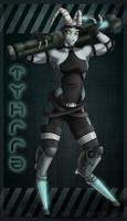 Tyhrra: I like big things! by Ashetoret