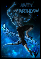 BDay: HAVE SOME BLUE!