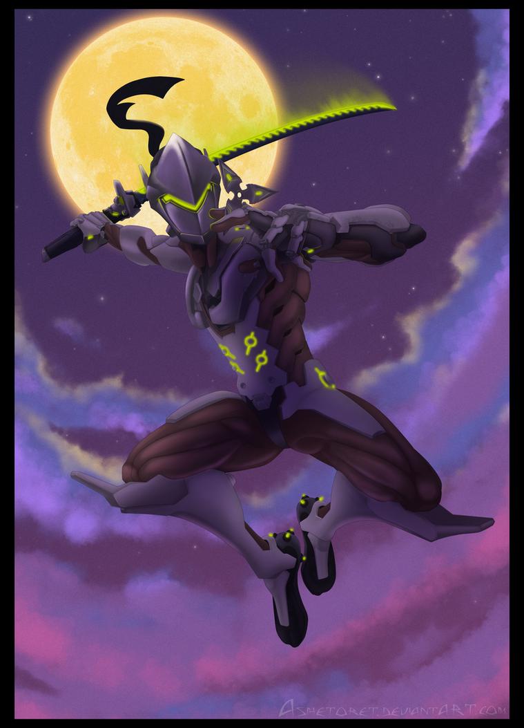 Genji by Ashetoret