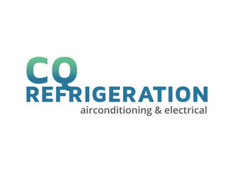 CQ Refrigeration - Logo Design