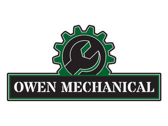 Owen Mechanical - Logo Design