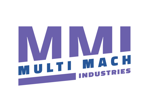 MultiMach Industries Pty Ltd - Logo Design