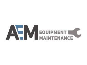 AEM Equipment Maintenance - Logo Design