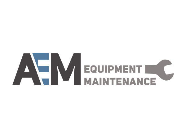 AEM Equipment Maintenance - Logo Design
