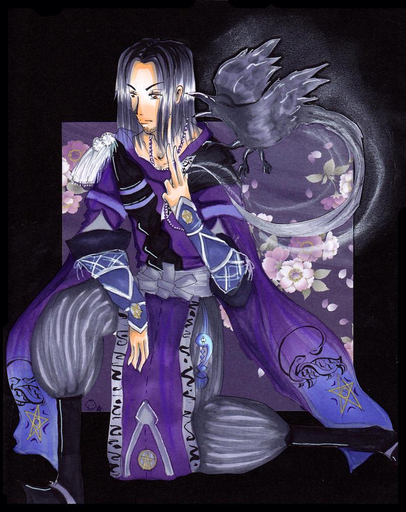 Warrior Ryuuto by yuki-bana