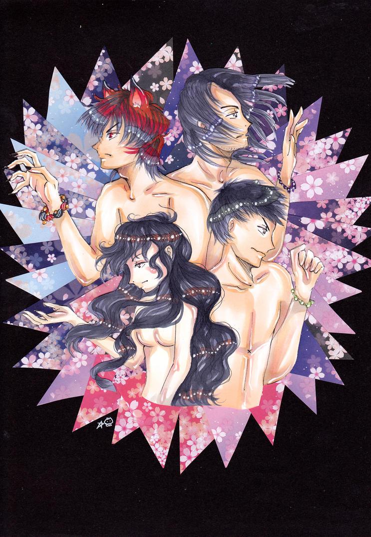 Fragments by yuki-bana