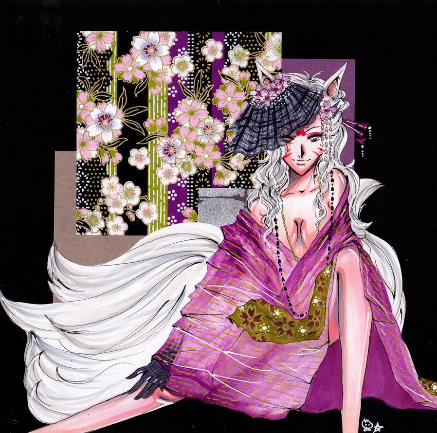 black veil by yuki-bana
