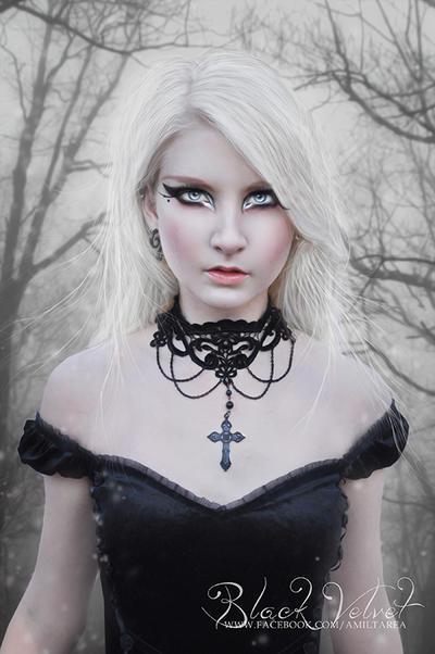 Black Velvet by Amiltarea