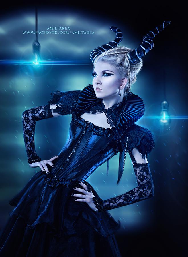 Demon Queen by Amiltarea
