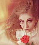 Roseflower by Amiltarea