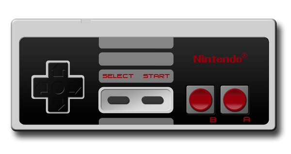 Nes Controller Png Nin...