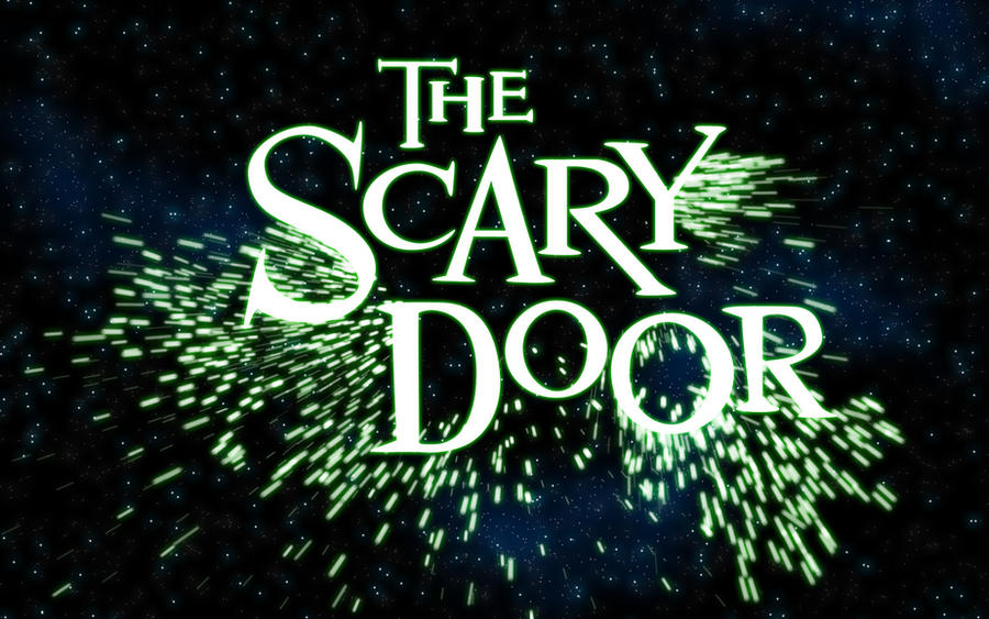 The Scary Door by tibots ...  sc 1 st  tibots - DeviantArt & The Scary Door by tibots on DeviantArt