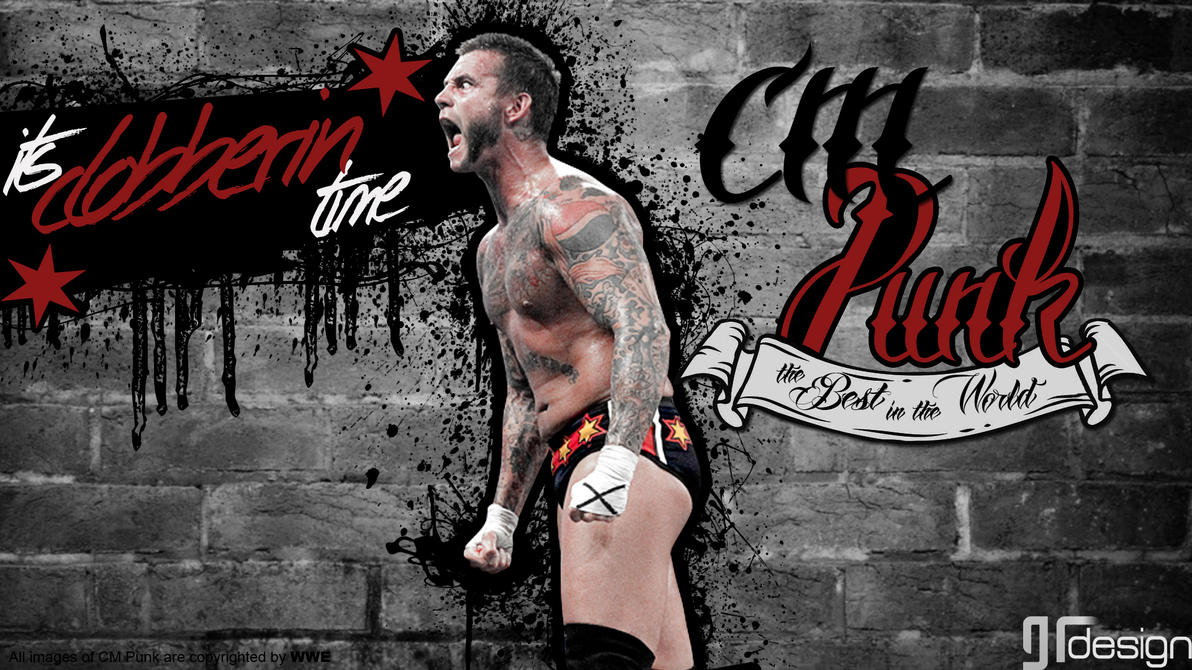 Cm punk wallpaper clobberin time srgambit by srgambit on deviantart cm punk wallpaper clobberin time srgambit by srgambit voltagebd Image collections
