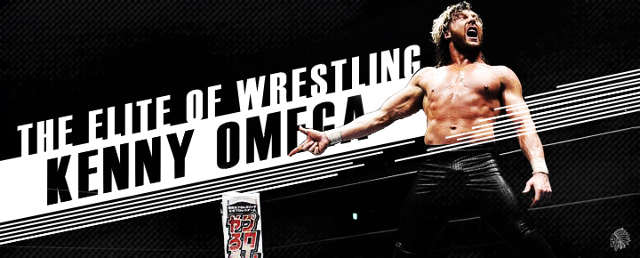 Kenny Omega, The Elite of Wrestling by SrGambit